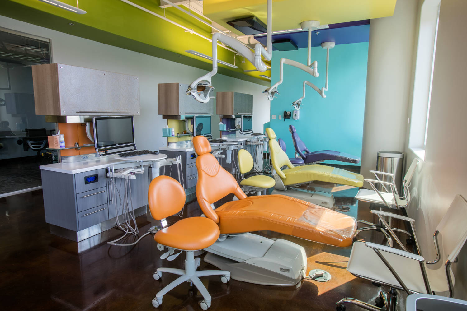 Tour | Kid\'s Dentist San Antonio, TX