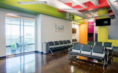 World Pediatric Dental 2017 Waiting Room 3