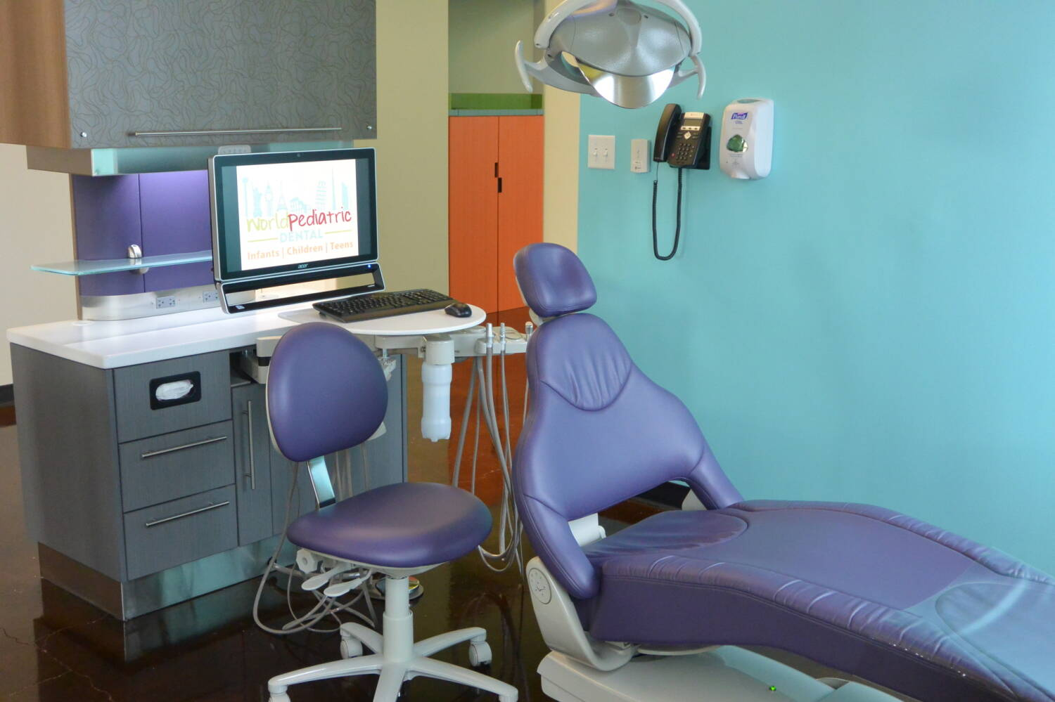 Our Office | Children\'s Dentist San Antonio, TX