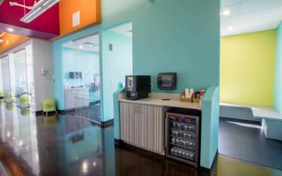 World Pediatric Dental 2017 Coffee Station