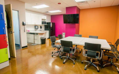World Pediatric Dental 2017 Staff Room