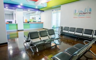 World Pediatric Dental 2017 Waiting Area 2