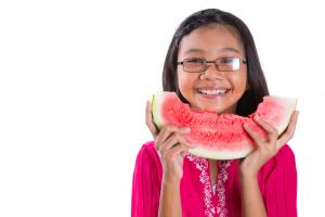 girl-with-watermelon