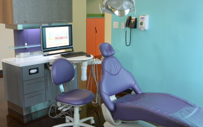 World Pediatric Dental Luxury Chair