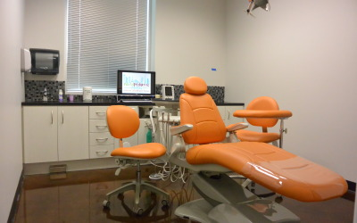 World Pediatric Dental Treatment Room