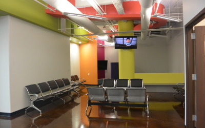 World Pediatric Dental Waiting Area
