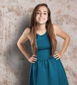 girl-in-blue-dress